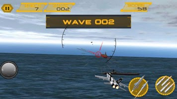 Screenshot of Aircraft Combat