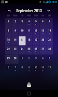 Screenshot of Today - Calendar Widgets