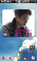 Screenshot of Beast(B2st) Alarm Clock
