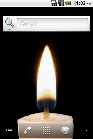 蠟燭動態壁紙
