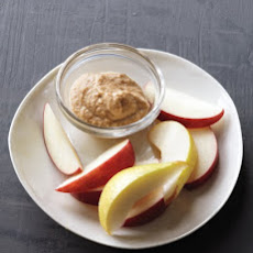 Spiced Cashew Cream with Fruit