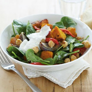 Low Fat Roasted Vegetable Salad Recipes
