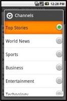 Screenshot of IndianNews