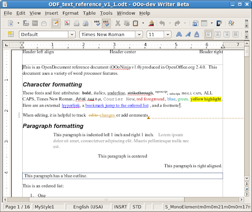 openoffice 3.4. openoffice 3.4 screenshots.