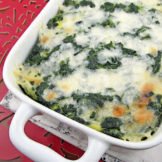 Side Dish Saturdays: Spinach Cheese Casserole