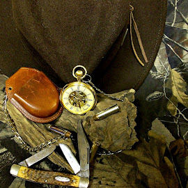 Pocket Watch 2 by Cindy Brown - Artistic Objects Other Objects ( object )