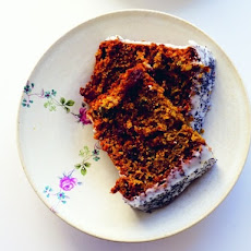 Cook the Book: Beet Seed Cake