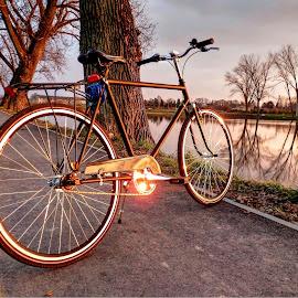 Custom bike.. by Željko Salai - Transportation Bicycles