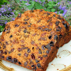 Cranberry Fruitcake