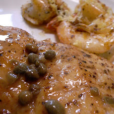 Sole Meuniere With Browned Butter Caper Sauce