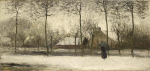 RIJKS: Willem Maris: painting 1875