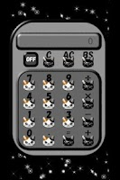 Screenshot of Calculator cat