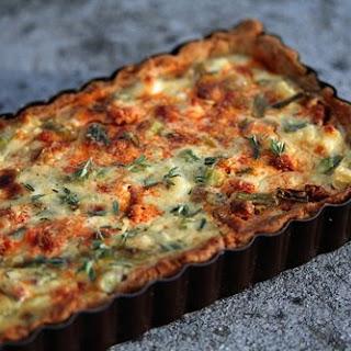 Onion Herb Tart Recipes