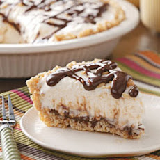Fudge Sundae Pie Recipe