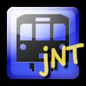 jNTrain リアルタイム時刻表 icon