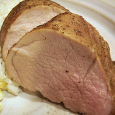 Herb-Roasted Pork Tenderloin