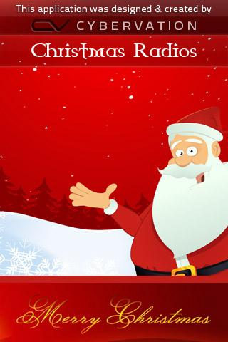 クリスマスソングラジオ