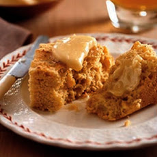 Cornbread with Honey Butter