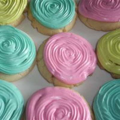 Sugar Cookie Slices