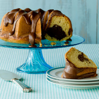Chocolate Marble Cake With Sour Cream Recipes