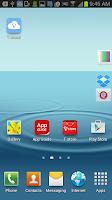Screenshot of Appsticker