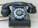 Desk Phones - Western Electric 300 Early