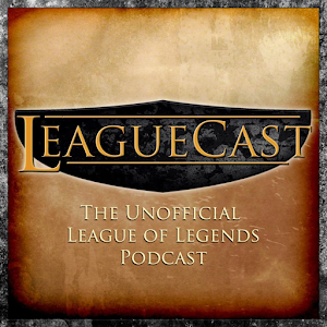 Cover art Leaguecast: The Unofficia