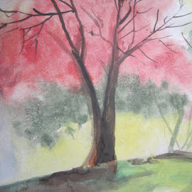 by Prajwal Udchankar - Drawing All Drawing ( my tree )