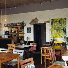 Colombian pop-up kitchen at Candela Clapton