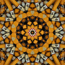 Ashtray art by Hylas Kessler - Digital Art Things