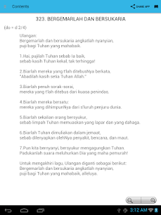 Puji Syukur - screenshot