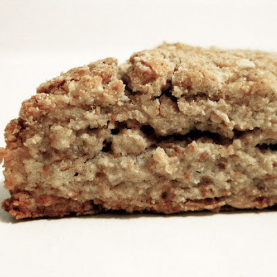 Lemon Barley Scones