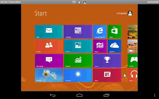 Screenshot of An2An Remote (Demo)