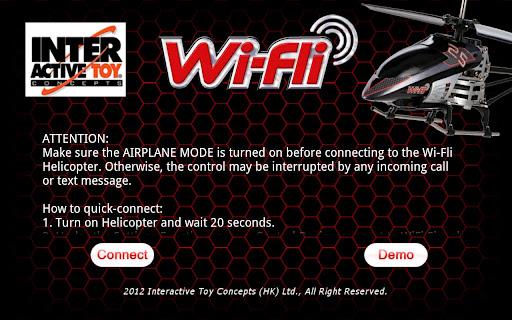 WiFli Control