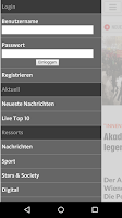 Screenshot of Krone