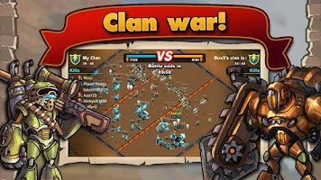 Screenshot of Clash of Heroes