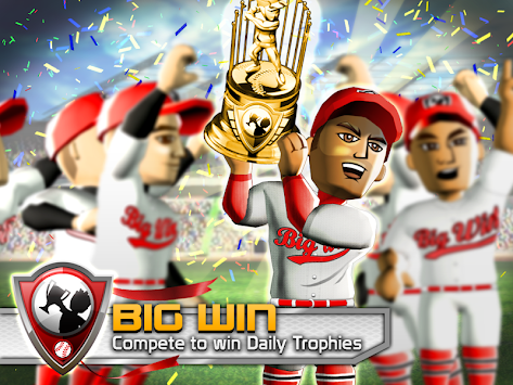 BIG WIN Baseball APK screenshot thumbnail 9