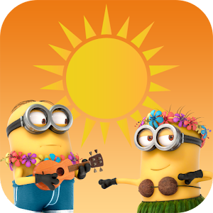 Minions Weather Widget