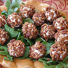 Herb-And-Garlic Goat Cheese Truffles