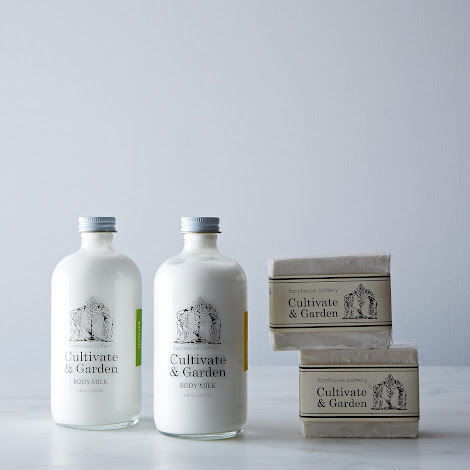 Cultivate Body Milk and Soap Bar Bundle
