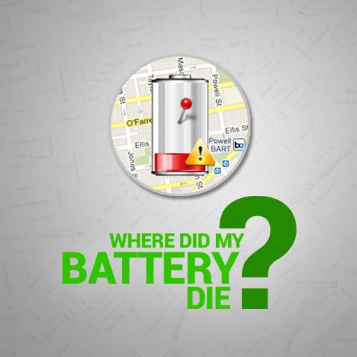 Where Did My Battery Die? LOGO-APP點子