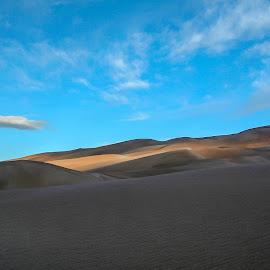 by Jeremy Elliott - Landscapes Deserts