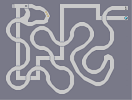 Thumbnail of the map 'Pathological 1 - By Roads and Rivers'