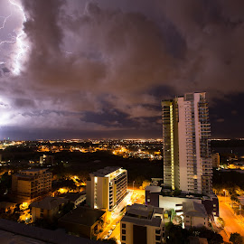 Darwin Superbolt by Michael Beazley - News & Events Weather & Storms