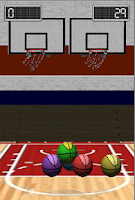 Screenshot of Double Basketball Free