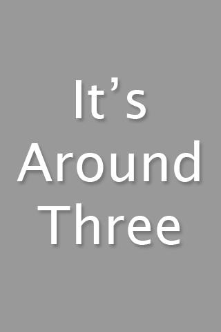 【免費生活App】Text Clock (Shorthand)-APP點子