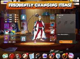 Screenshot of Hero Zero