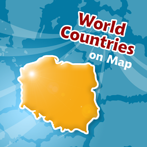Cover art Countries Location Maps Quiz
