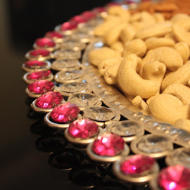 Dry Fruits by Anusha Anna - Food & Drink Plated Food ( diwali, cashewnuts, dry fruits, kaju )