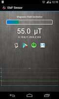 Screenshot of EMF Sensor [Neo EMF Detector ]